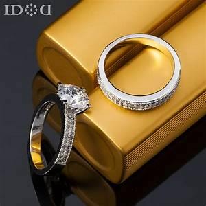 aliexpresscom buy two super fine imitation diamond With imitation wedding rings