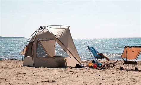 The 10 Best Beach Tents To Stay Cool Under This Summer