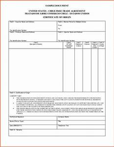 cafta certificate of origin form download images With certificate of origin template uk