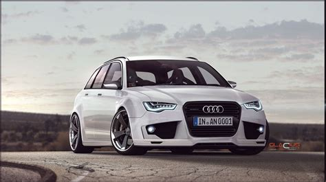 2015 Audi Rs4 Concept By Glacius