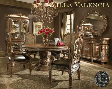 Villa Valencia Dining Set By Aico  Aico Dining Room Furniture. Decorative Wooden Rocking Horse. How To Decorate A Bathroom Wall. Country Chic Wall Decor. Blue Bedroom Decor. Travel Room Decor. Rooms To Rent In Orlando. San Francisco Hotel Rooms. Add A Room To My House