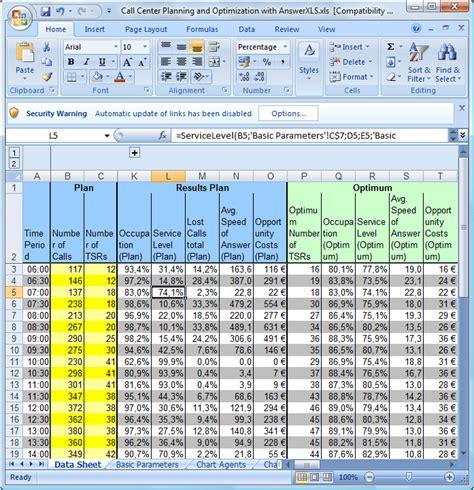 call center software service level optimization for excel cc logic call center software