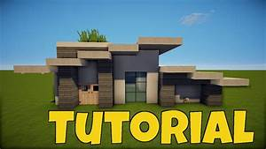 Tür Garage Haus : 7 t r modernes minecraft haus tutorial mit garage german youtube ~ Sanjose-hotels-ca.com Haus und Dekorationen