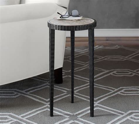 pottery barn accent table ls grant accent table pottery barn