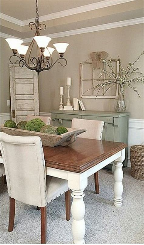 Decorating Ideas For Rustic Dining Room by Modern Rustic Farmhouse Dining Room Style 22 Dining