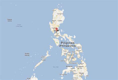 quezon city map  quezon city satellite image