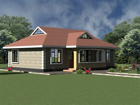 beautiful bungalow designs  kenya hpd consult