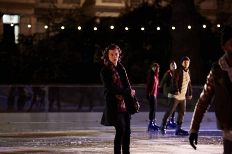 Scenes From One Direction's 'night Changes