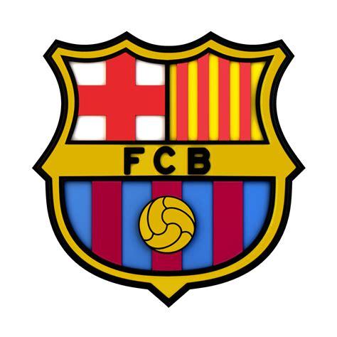 FC Barcelona Logo - 3d (stl) model grb_stl_0011_barselona ...