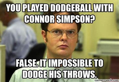 Dodgeball Movie Memes - dodgeball meme
