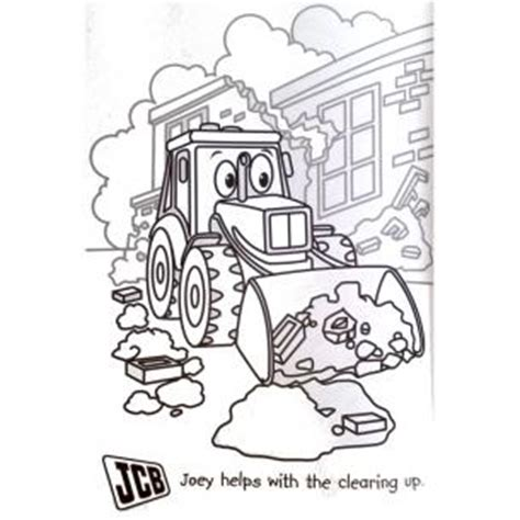 Coloring Jcb by Document Moved