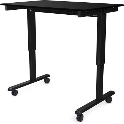 Luxor 48 Quot Electric Standing Desk Stande 48 Bk Bo B H Photo