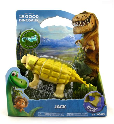 Dan The Pixar Fan The Good Dinosaur Tomy Action Figures (part Two Large
