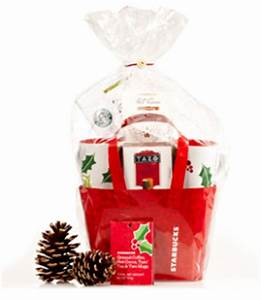Walmart Deal Starbucks Gift Baskets $6 Shipped