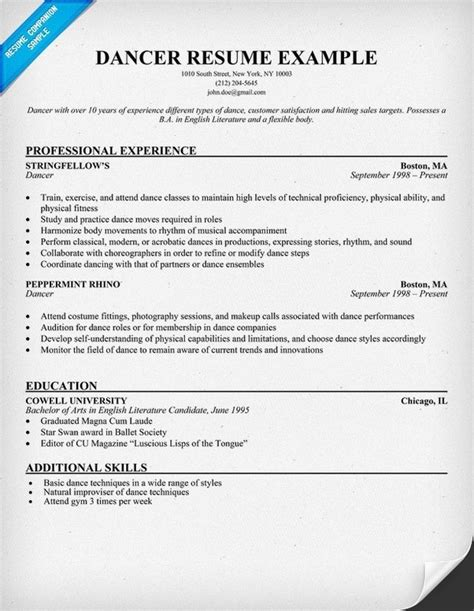 how to write the best resume for an resumes and cvs
