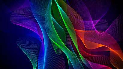 Razer Colorful Phone Abstract Wallpapers 4k Resolution