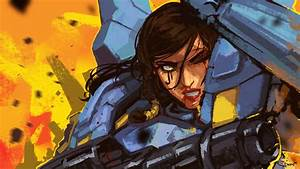 Pharah Overwatch 5k HD Games 4k Wallpapers Images