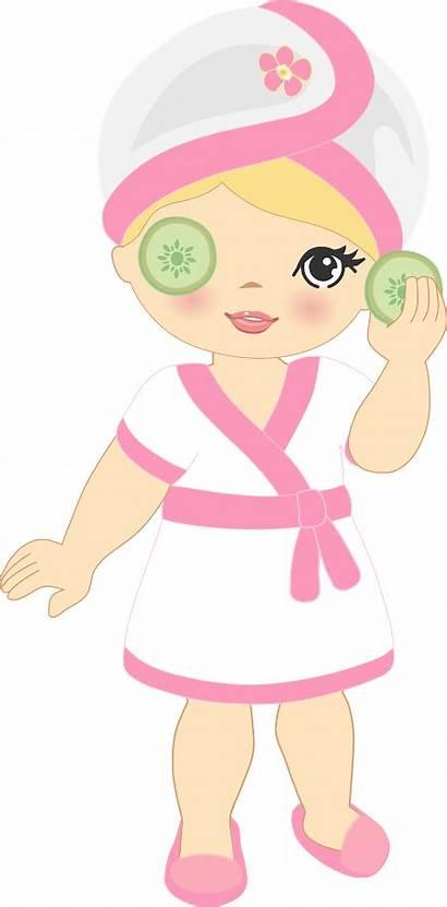 Spa Clipart Cucumber Clip Transparent Party Korean