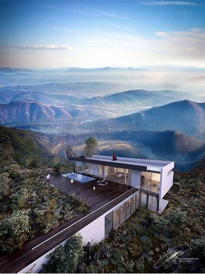 Architecture Modern Natural Extraordinary
