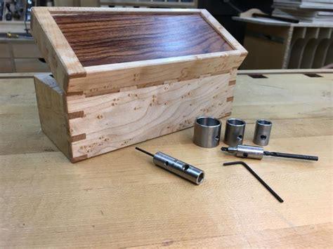 rob cosman wood hinge drill kit