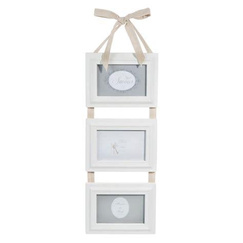 suspension chambre garcon cadre photo blanc 10x15 cm hortense maisons du monde