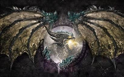 Wow Warcraft Deathwing Wallpapers Animated Screensavers