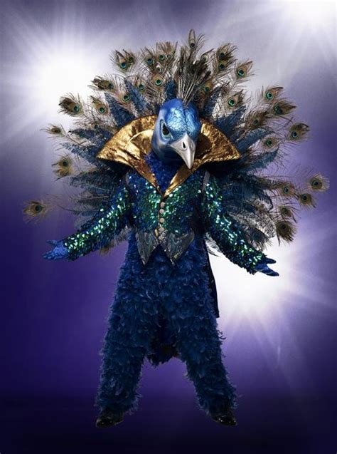 masked singer costumes peacock halloween costume season fox monster unicorn revealed celebrities mask wings night dlisted raven lion