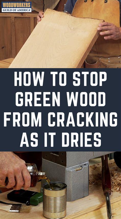stop wood  cracking wood treatment diy wood