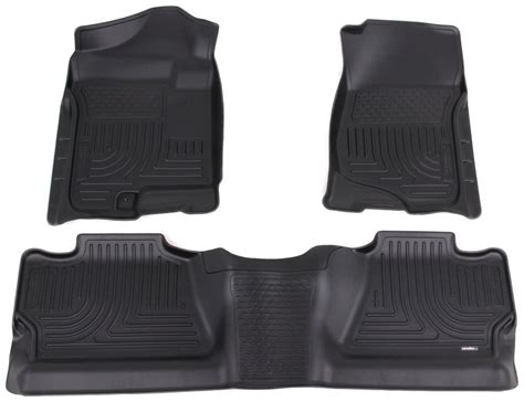 Husky Liners Weatherbeater Floor Liners Vs Weathertech by Compare Husky Liners X Act Vs Husky Liners Weatherbeater