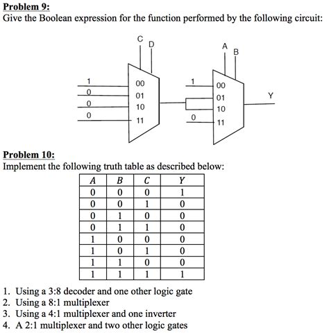 Solved Give The Boolean Expression For Function Perfo