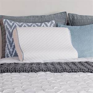 sealy memory foam contour pillow by comfort revolution With comfort revolution pillow washing