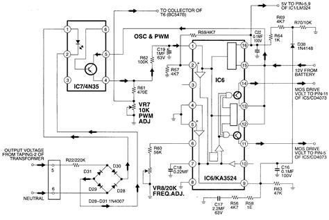 Mosfet Based Watt Pwm Inverter With Solar Battery