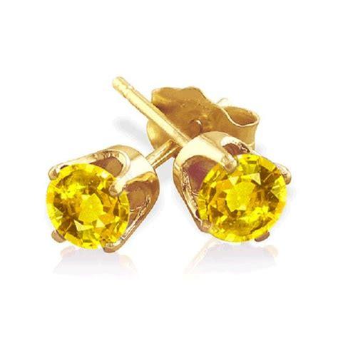 Yellow Sapphire Stud Earrings 14k Gold  Ebay. Designs Engagement Rings. Contemporary Pendant. Heat Treating Sapphire. Genuine Ruby Stud Earrings. Big Stud Earrings. Message Bracelet. Czech Glass Beads. Chasing Fin Bracelet