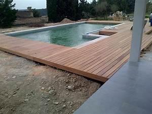 Tour De Piscine Bois : terrasse en bois et tour de piscine bois toulouse ~ Premium-room.com Idées de Décoration