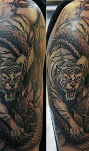 Top 101 Tiger Tattoo Ideas - [2021 Inspiration Guide]