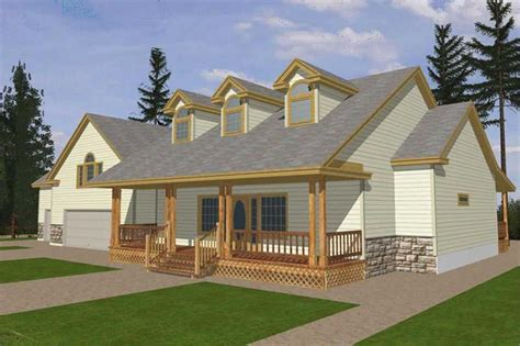 Concrete Block/ Icf Design House Plan