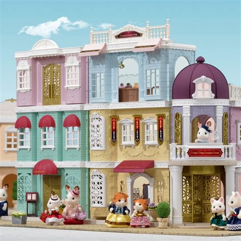 Sylvanian Families Town Series  Grand Department Store