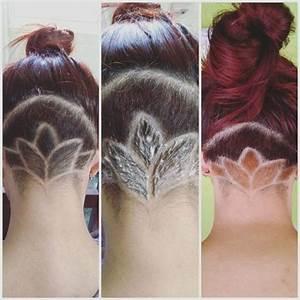 17 Trendy Undercut Haircut Designs For Bold Girls