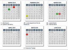 Calendario Laboral 2019Andalucía Blog de Opcionis