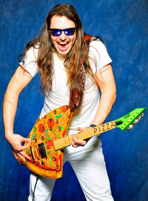 instrument cuisine greasy food themed instruments pizza guitar by andrew w k