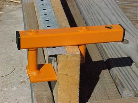 Deck Joist Attachment by Cepco Tool Bowrench Bw 8 Decktrack Joist Gripper
