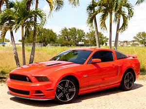 Used 2013 Ford Mustang 2dr Cpe GT Premium for Sale in Miami FL 33186 Lycan Motorsports