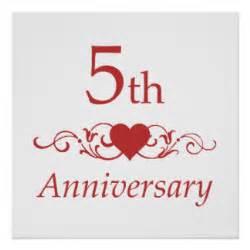 5th wedding anniversary gift for 5th wedding anniversary 5th wedding anniversary