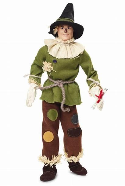 Oz Scarecrow Barbie Doll Wizard Wicked Ken