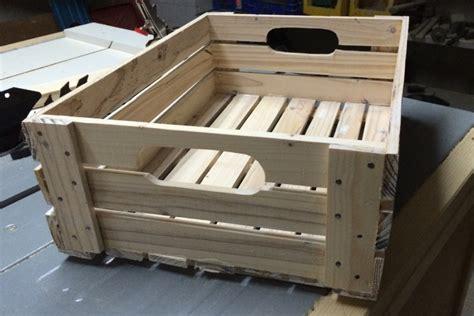 Kiste Aus Paletten Bauen by Eine Einfache Holzkiste Bauen Palettenholz Anleitung