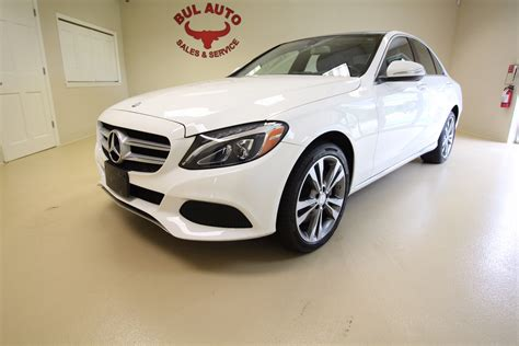 Huge thank you to bos auto in quincy, massachusetts for allowing me to take a look. 2015 Mercedes-Benz C-Class C300 4MATIC Sedan Stock # 17198 for sale near Albany, NY | NY ...