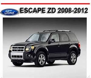 Ford Escape Zd 2008