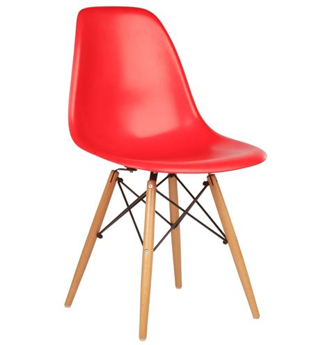 eames style dsw dining side chair