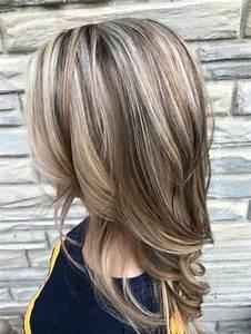 Meches Blondes Sur Chatain : coiffure meche blonde et marron boutiquelux55 ~ Melissatoandfro.com Idées de Décoration