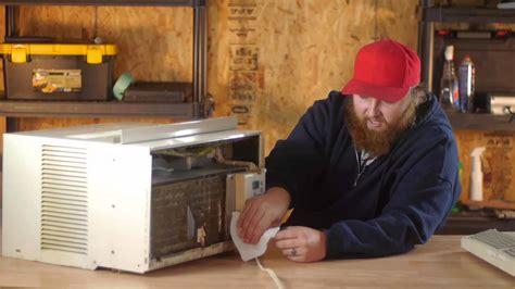 repair  thermostat   room air conditioner